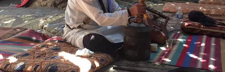 Israel – Bedouins & Camels at KfarHanokdim