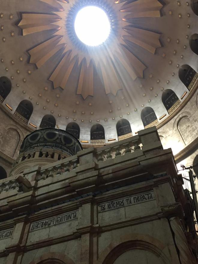 church of the holy sepulchre - 4