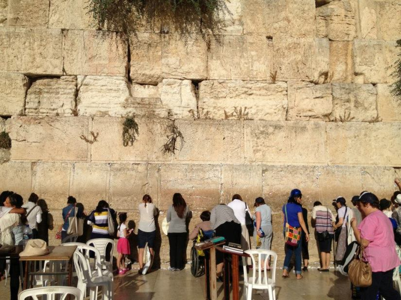 Israel – The WesternWall